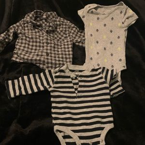 Carters 6 month clothes